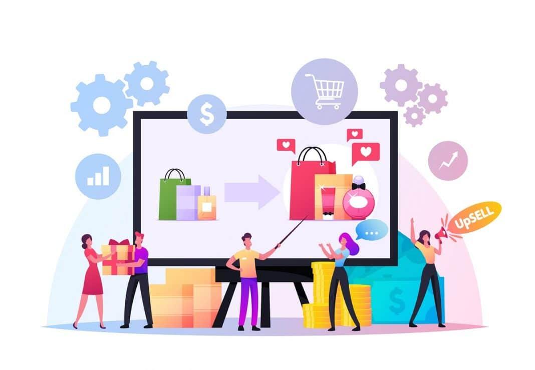 Augmentez vos ventes avec les techniques de vente incitative et de vente croisée